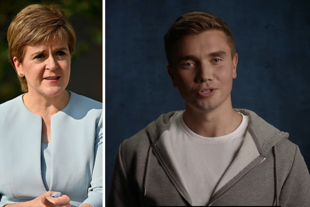 Don't Be That Guy: Nicola Sturgeon praises campaign to tackle sexual violence