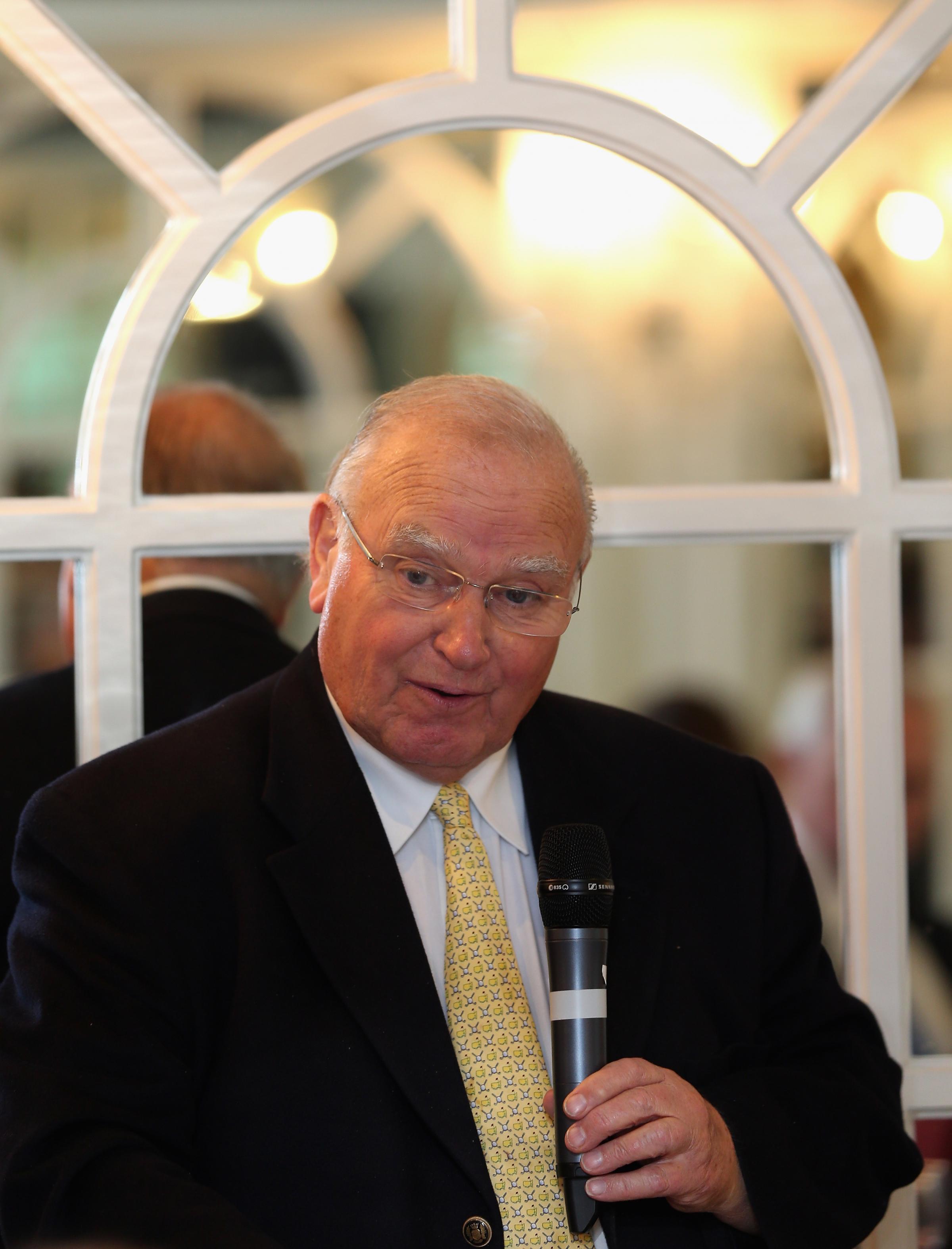 Obituario: Renton Laidlaw, una verdadera voz del golf