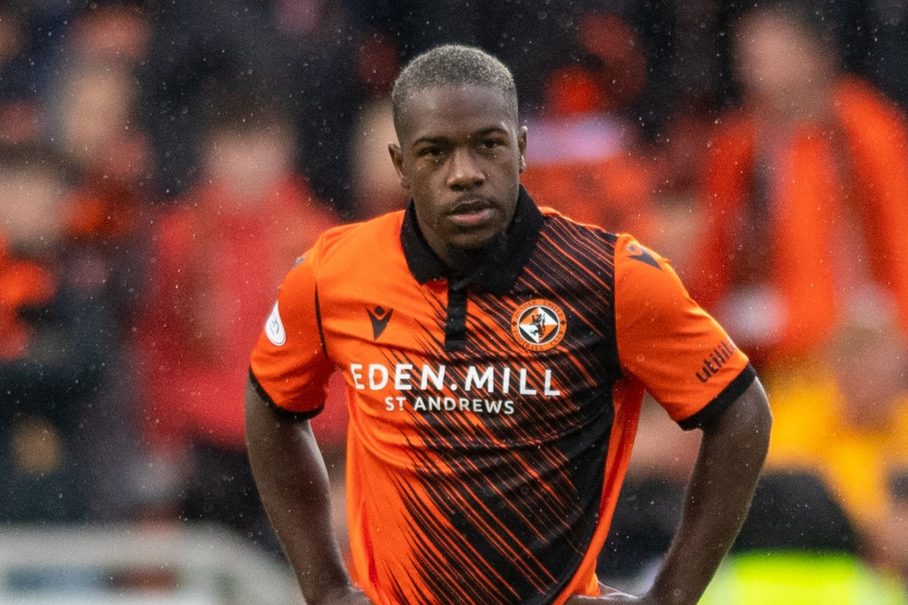 Ross County say fans 'fully exonerated' as 'no evidence of racist abuse' of Jeando Fuchs