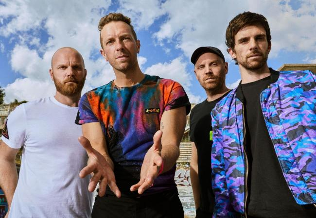 Coldplay anuncia fechas en Glasgow como parte de la gira mundial 2022 – dónde comprar