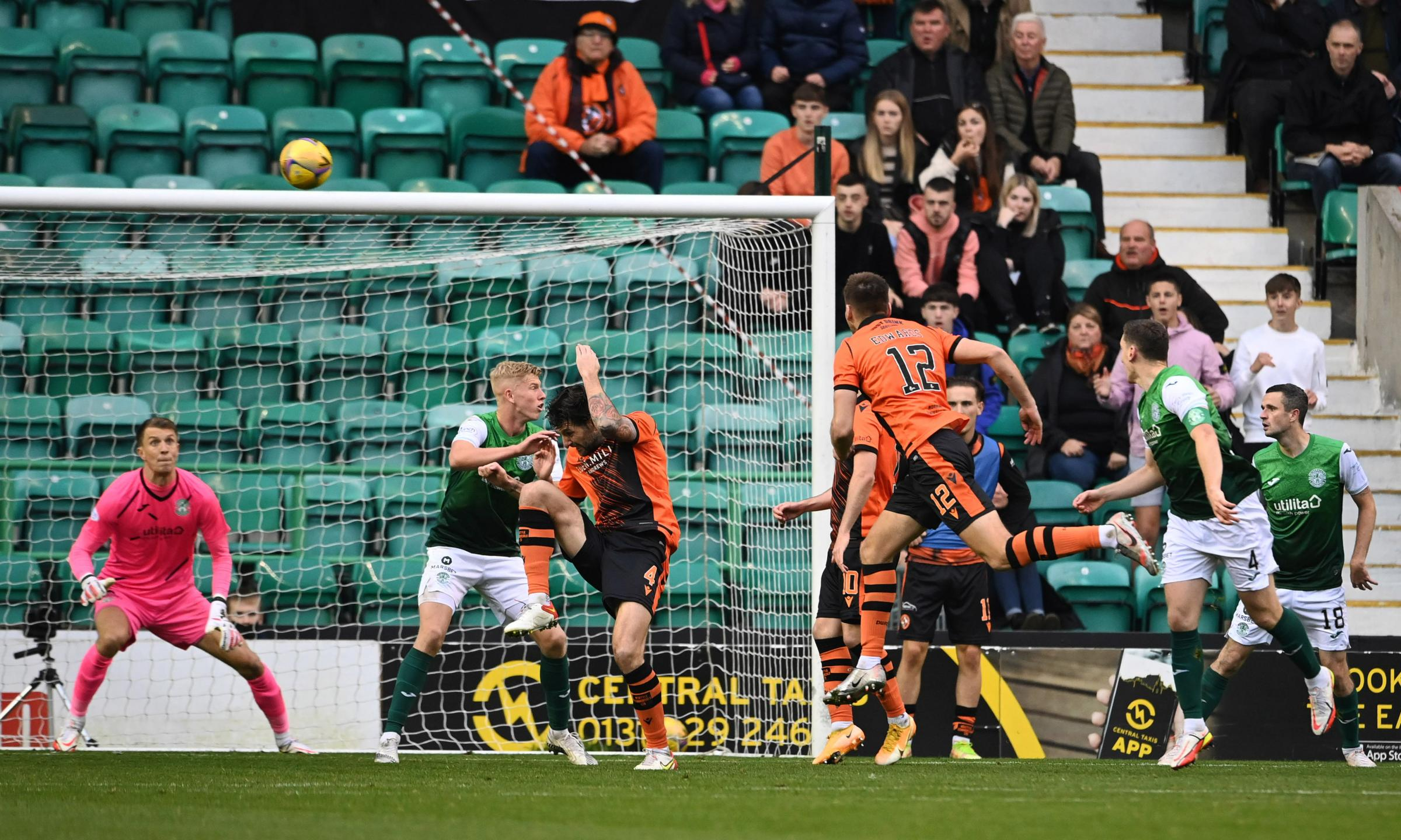 Hibernian 0-3 Dundee United: Jack Ross blasts 'lazy' display