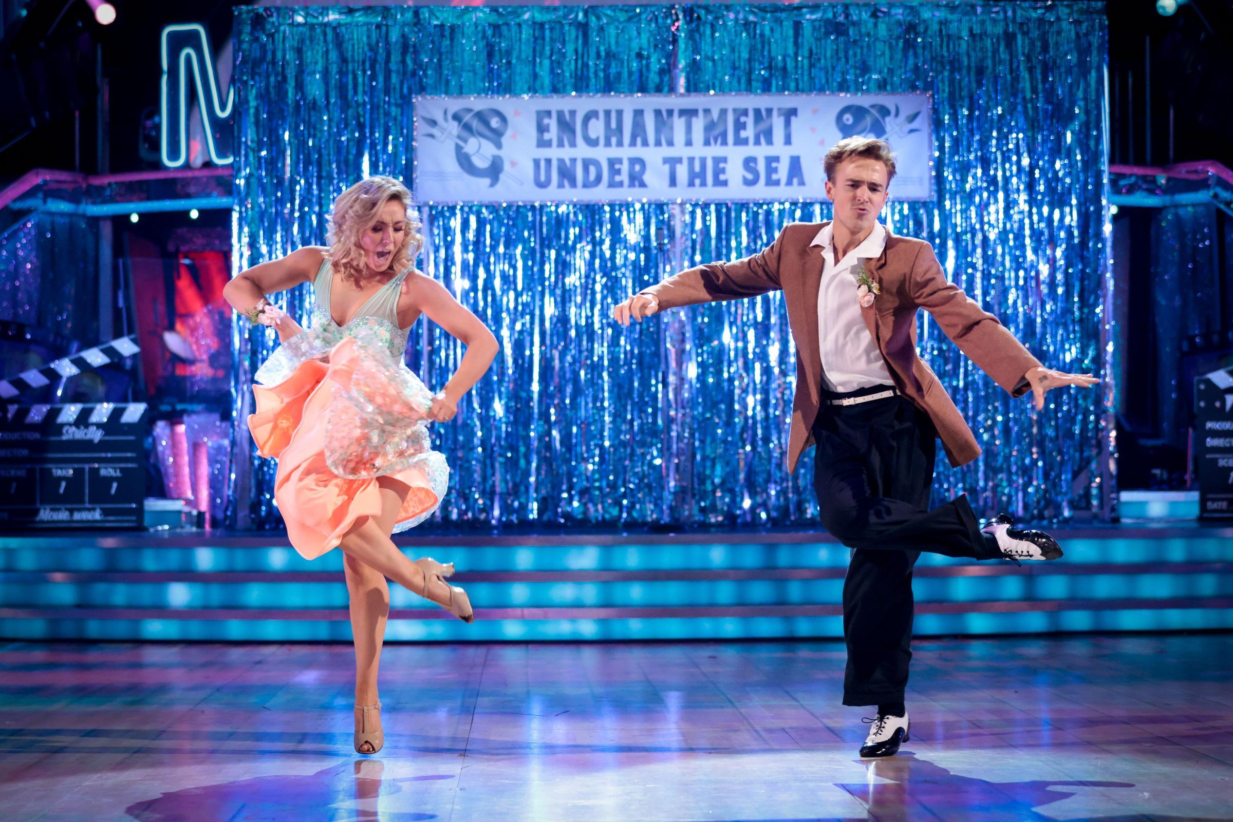 Diario del heraldo: Strictly Come Dancing y una experiencia cercana a la muerte