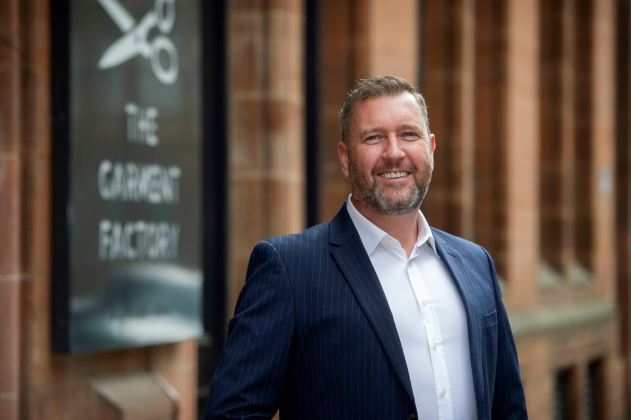 Kantor Shoosmiths Glasgow menggarisbawahi ambisi untuk firma hukum di barat Skotlandia
