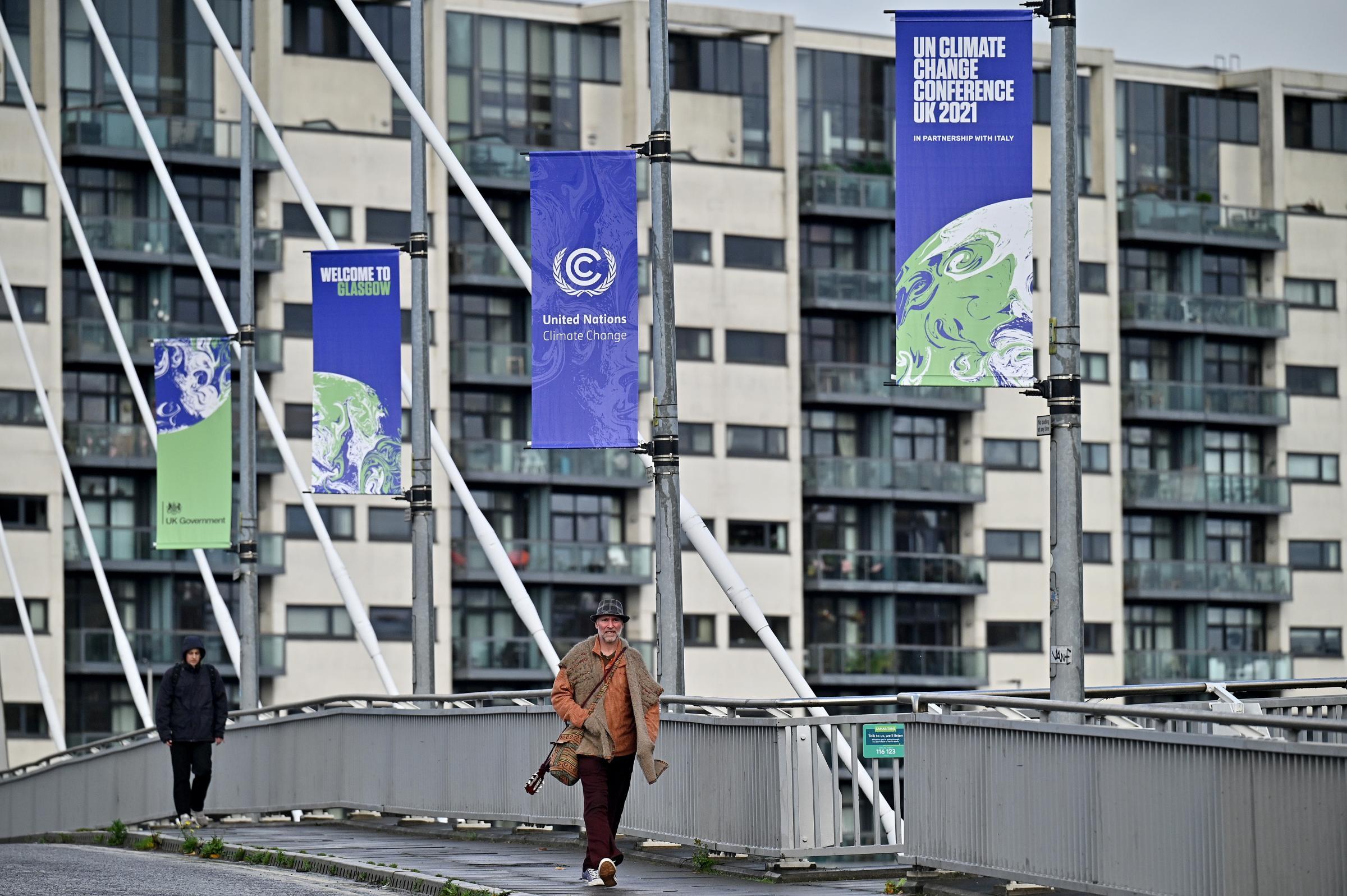 Cómo informará The Herald sobre la COP26