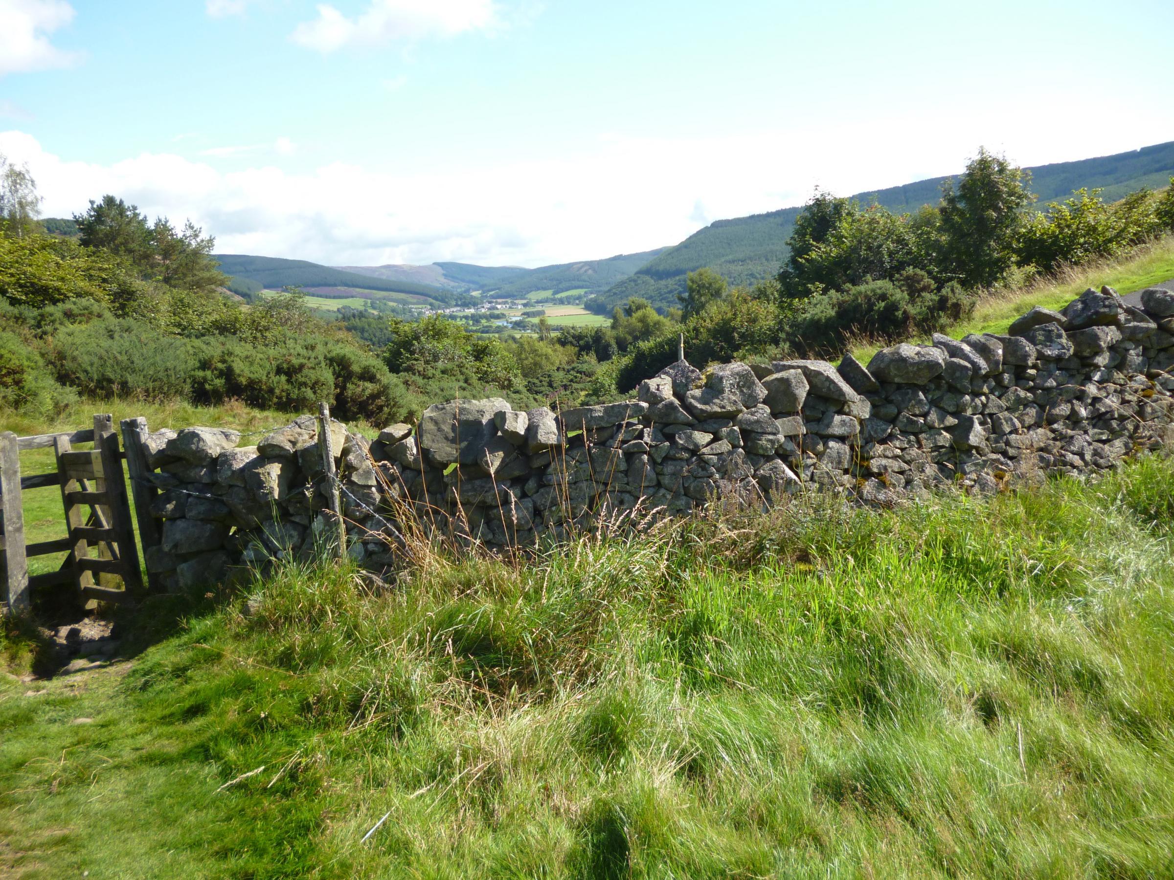 Jalan-jalan: Sumur St Ronan – Anda dapat berterima kasih kepada Sir Walter Scott