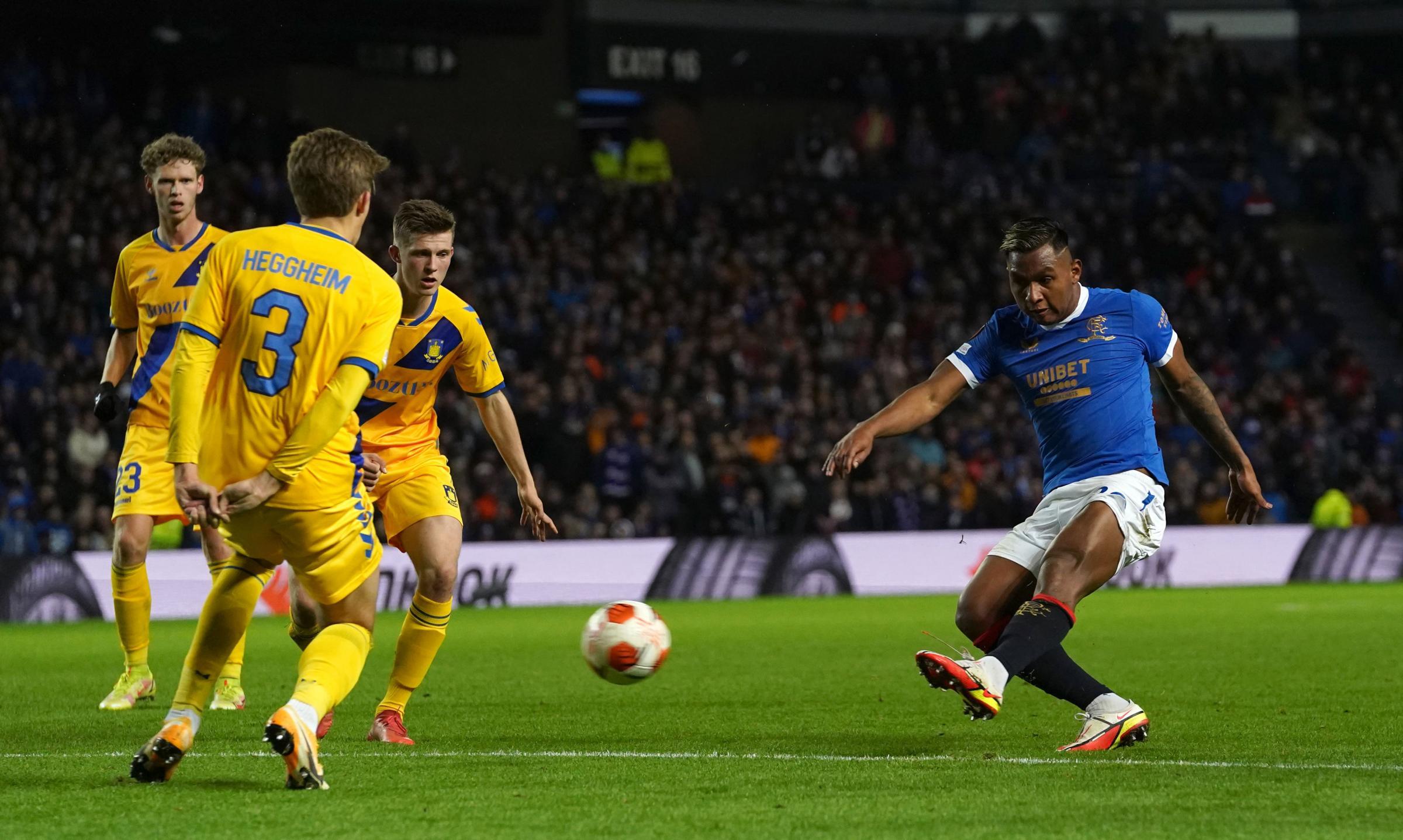 Tres temas candentes cuando los Rangers inician la campaña de la Europa League con la victoria del Brondby