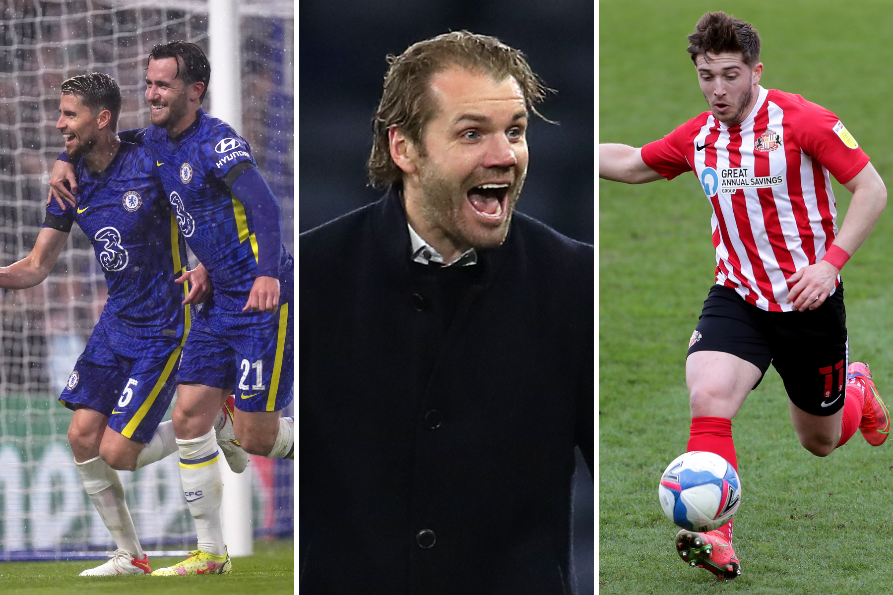 Chelsea, Sunderland and Hearts tipped in 3/1 treble for The Tenner Bet - James Morgan