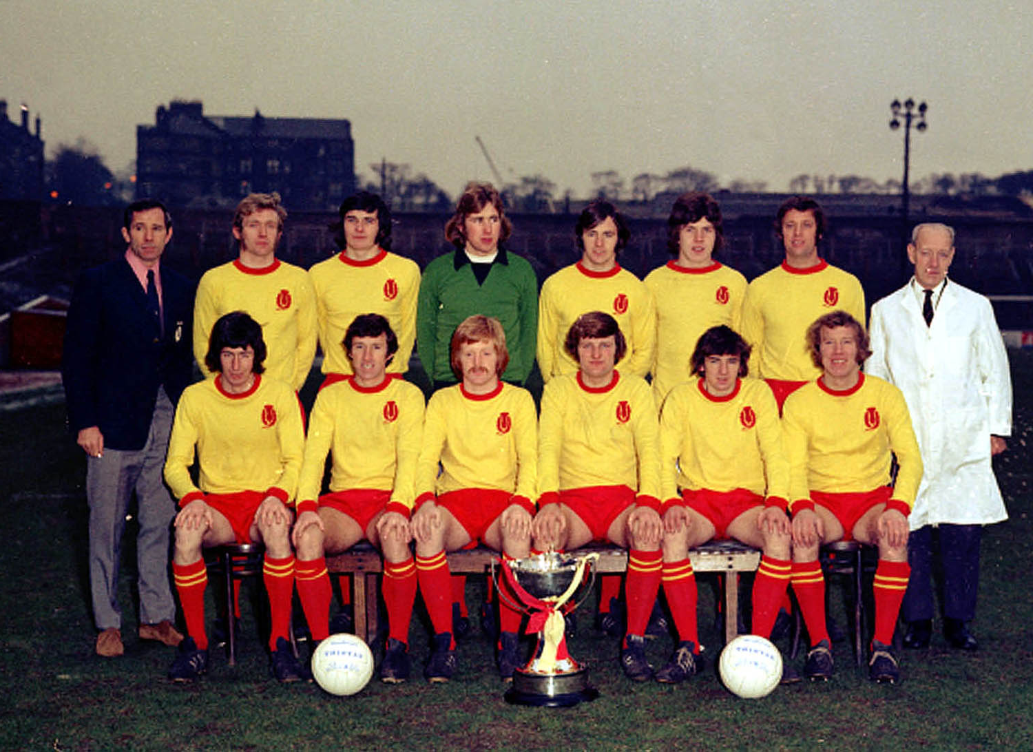 Humbling Celtic and lifting the League Cup: Partick Thistle's finest hour