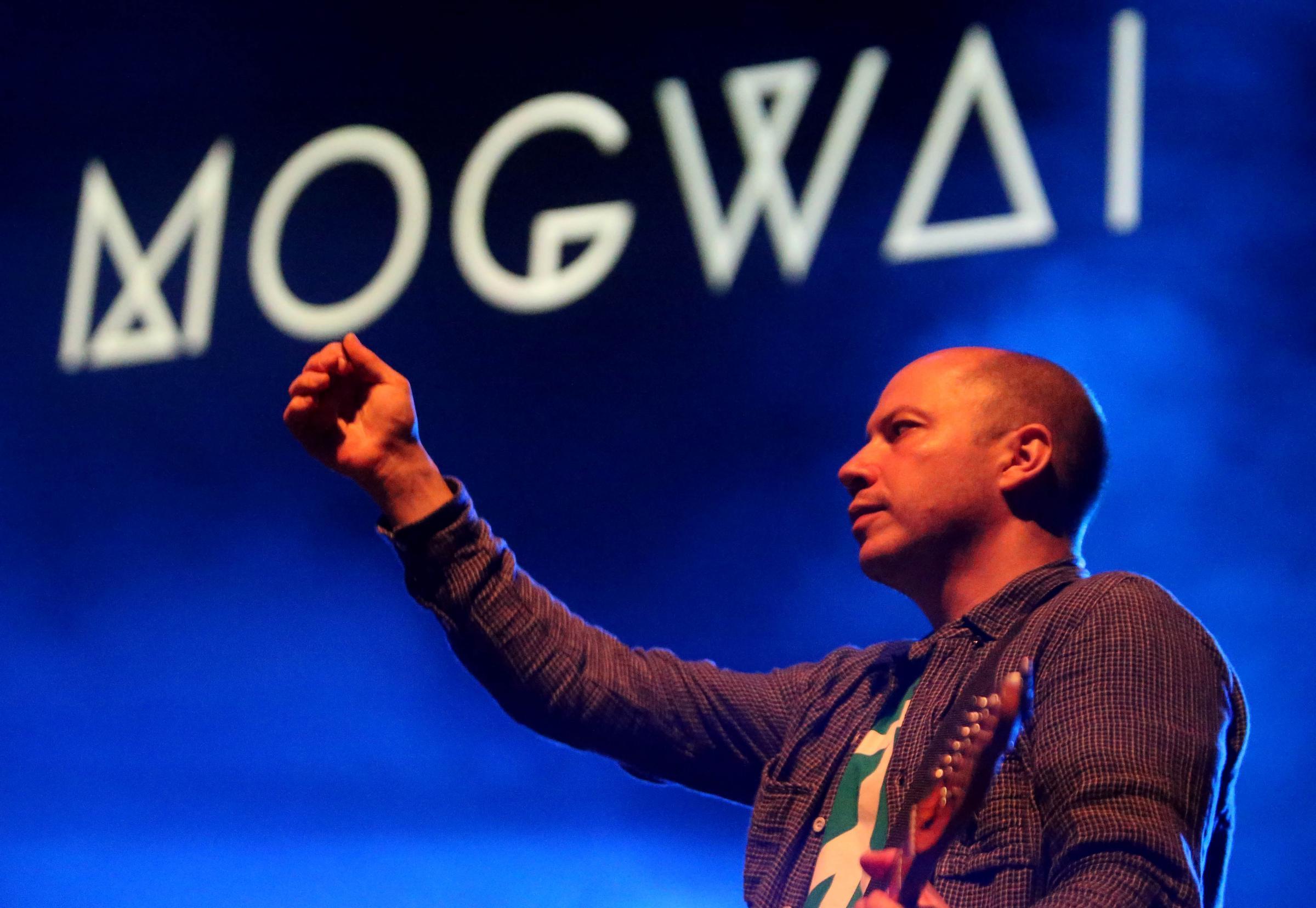 Mogwai meraih penghargaan Album Tahun Ini Skotlandia