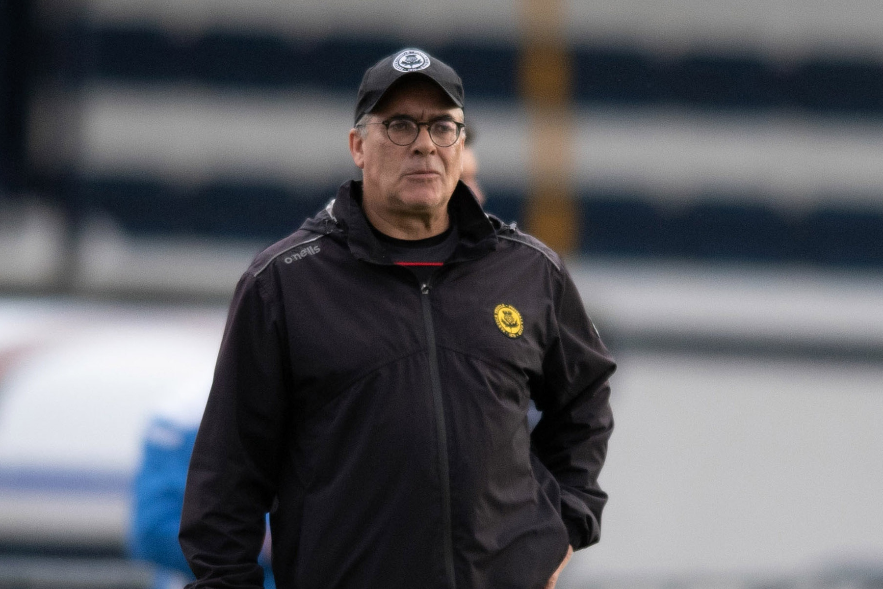 McCall admits draw was fair result as Jags held by Morton at wet and windy Cappielow