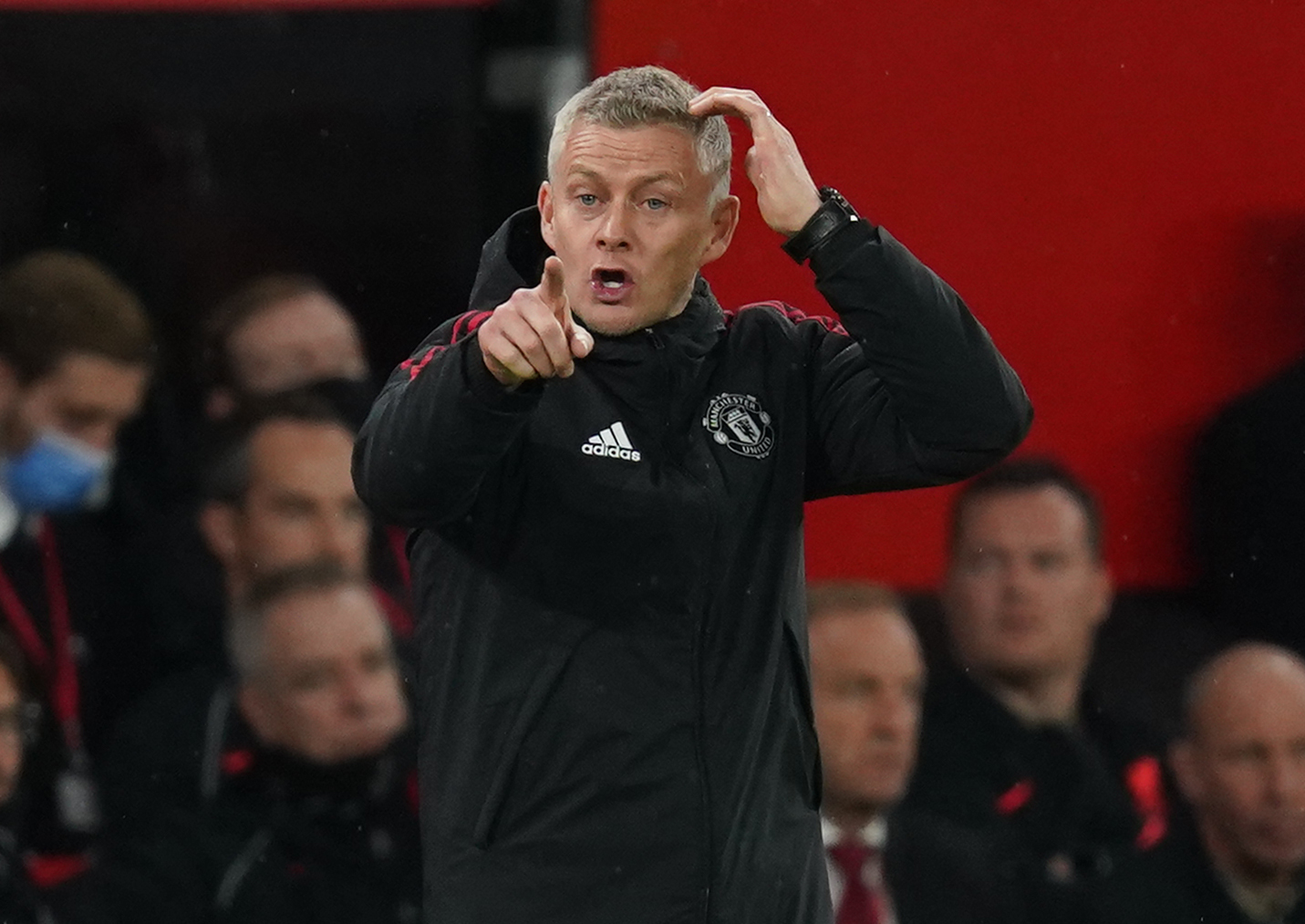 Clock ticking for Manchester United boss Ole Gunnar Solskjaer after Liverpool thumping