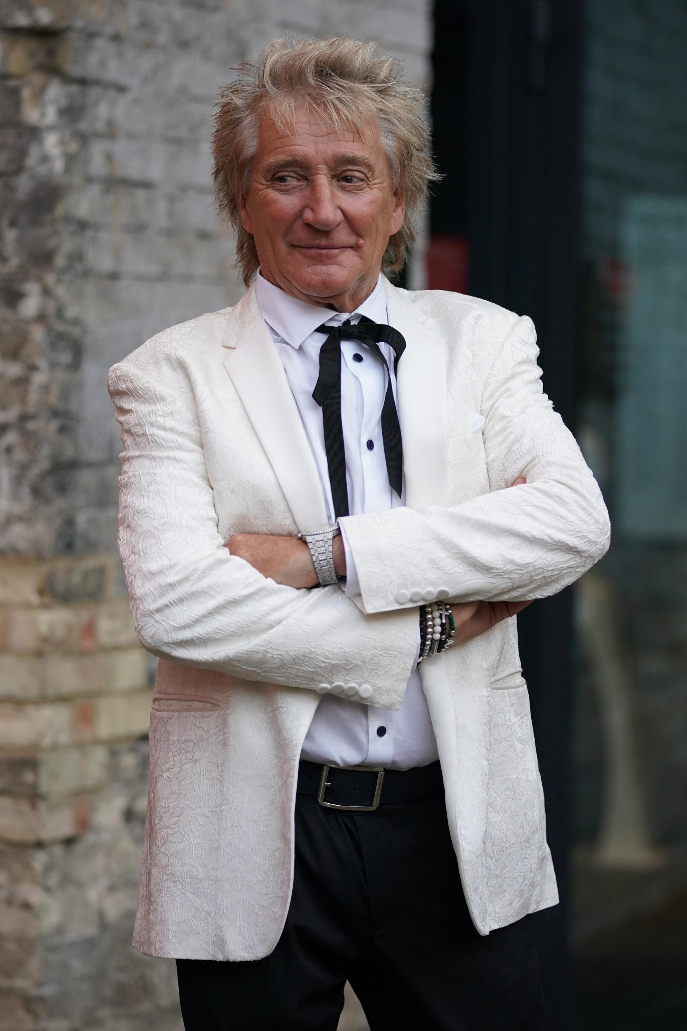 Rod Stewart mengumumkan tur The Tears of Hercules UK 2022 – cara mendapatkan tiket
