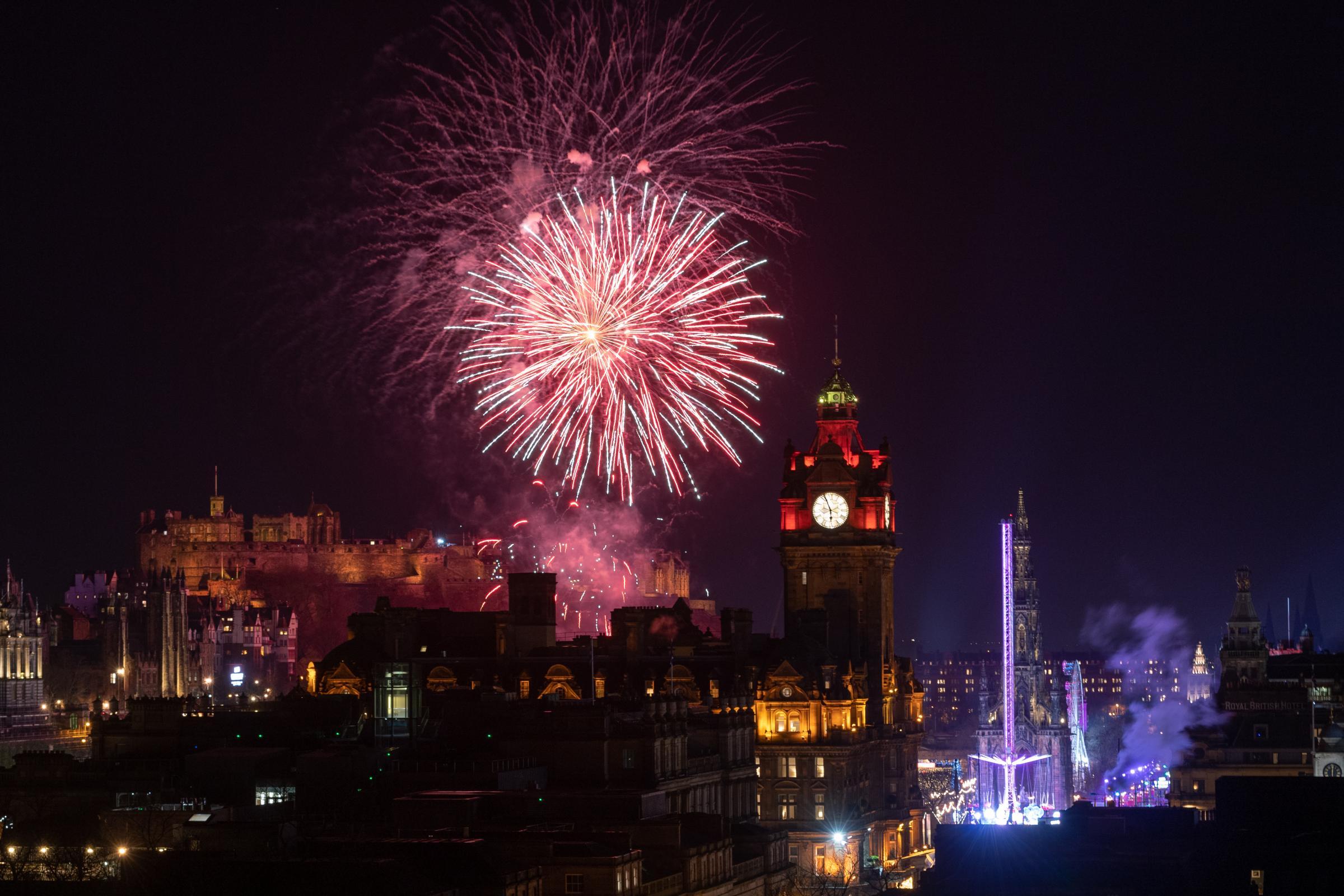 Edinburgh Hogmanay 2021: Ini semua yang perlu Anda ketahui dan cara mendapatkan tiket
