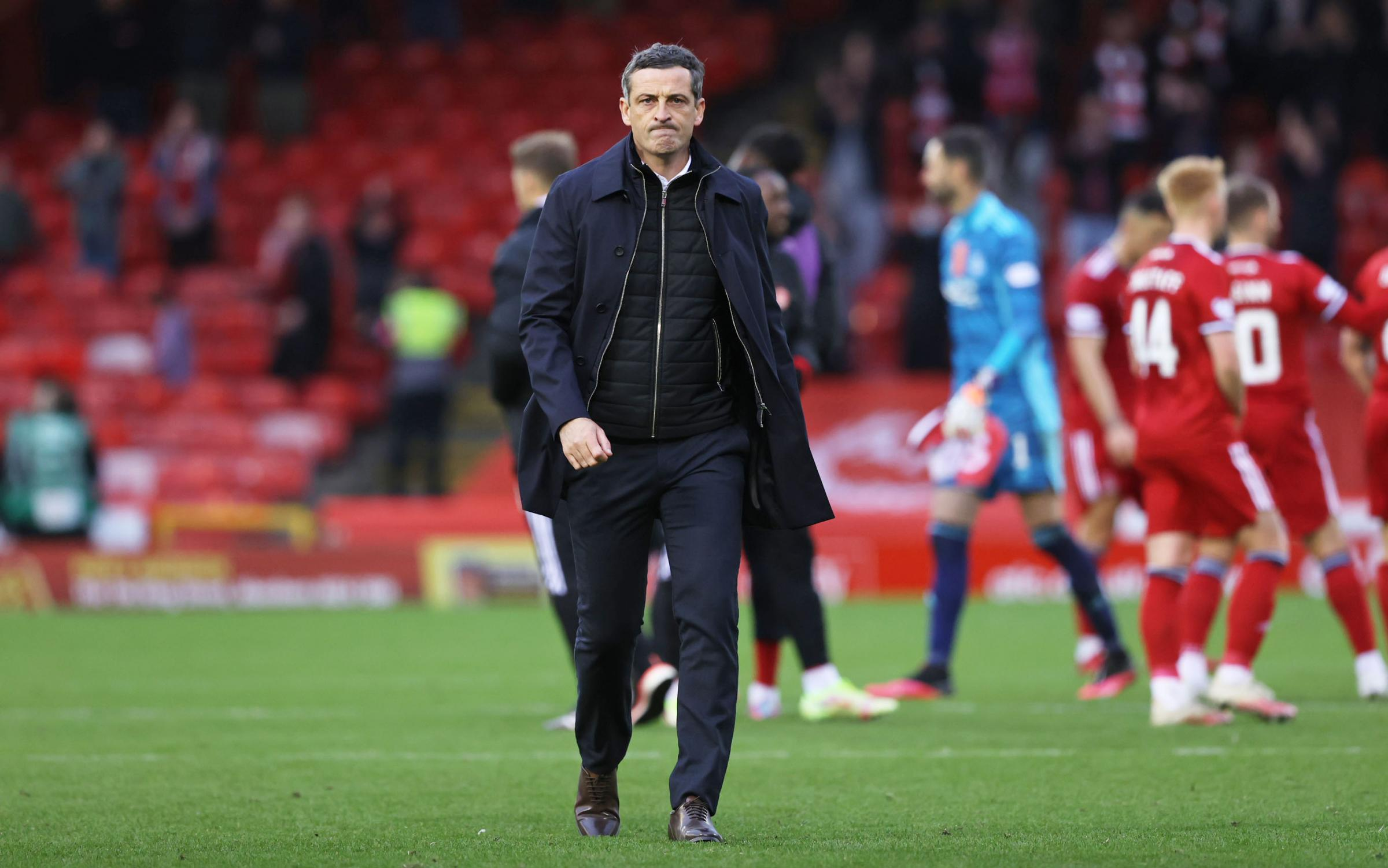 Hibs boss Jack Ross instigated 'home truths and harsh words' chat after loss to Aberdeen
