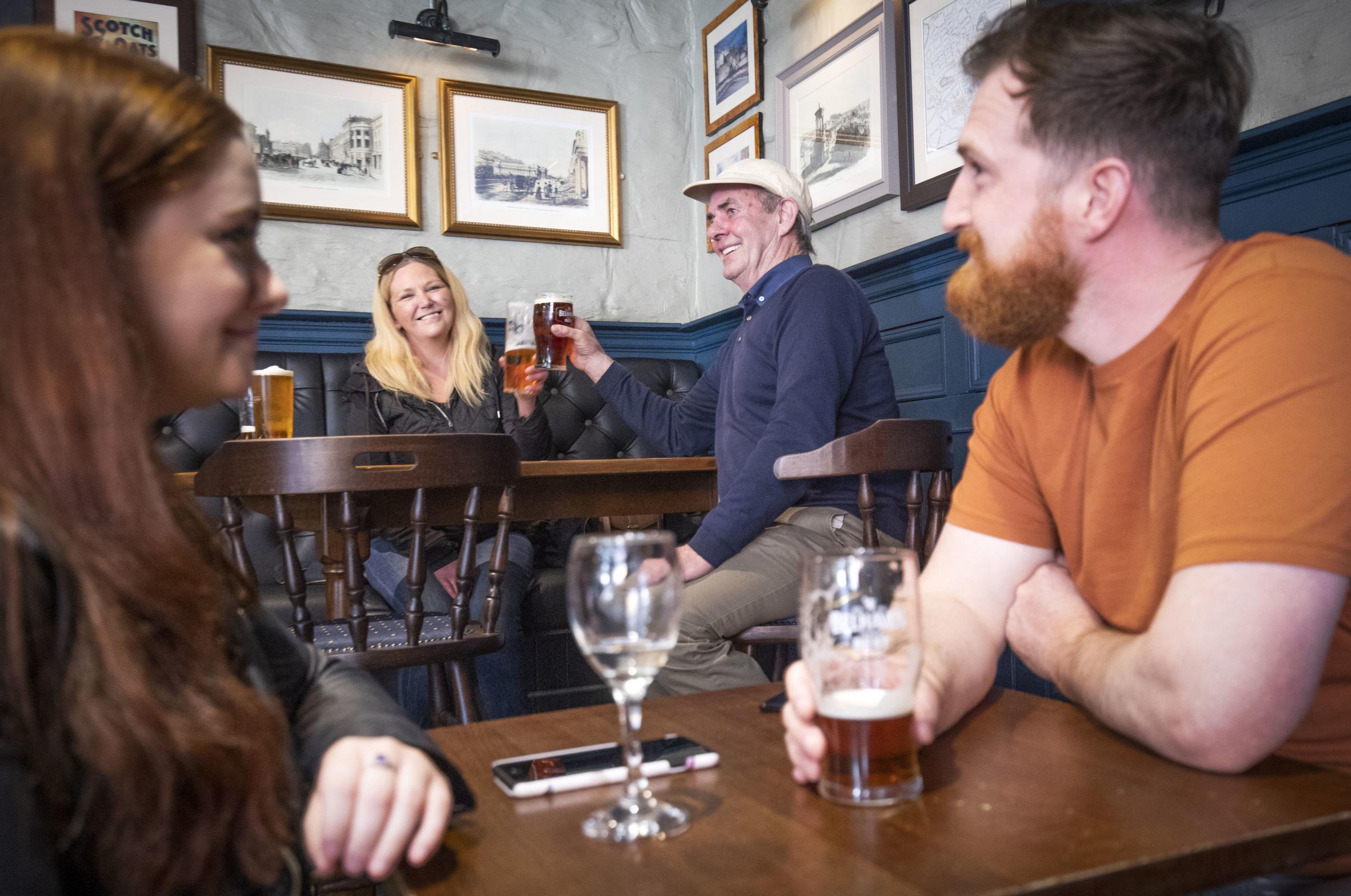 heraldscotland.com - Scott Wright - Scott Wright: Will Sunak have bottle to support key Scots industries in his latest Budget?