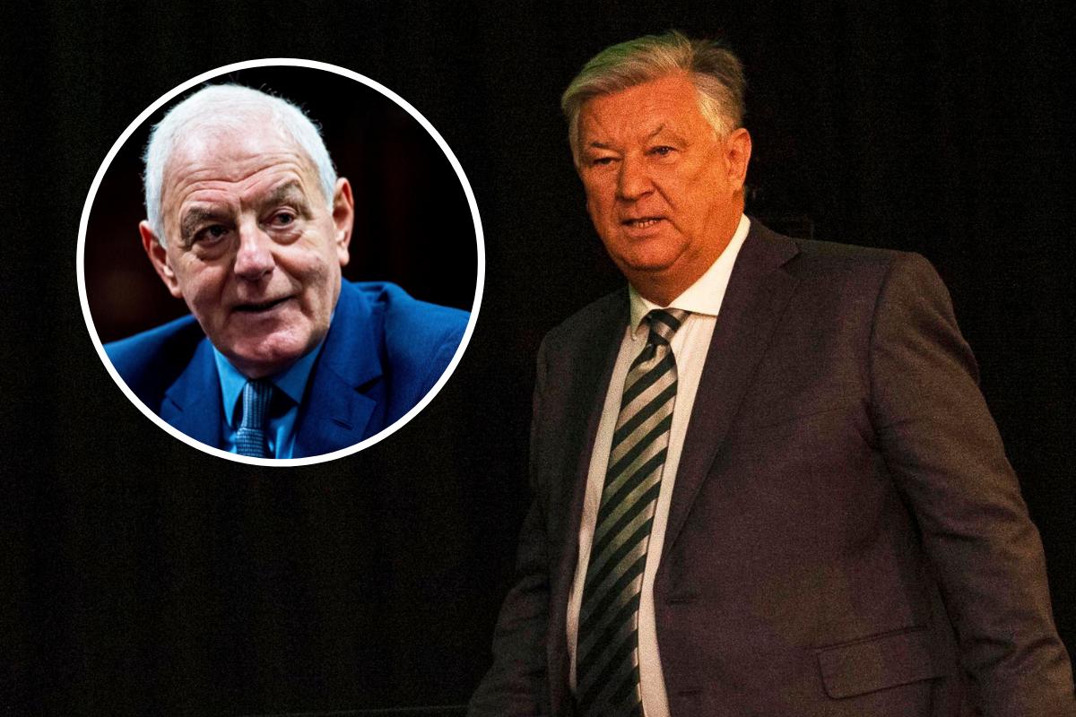 Walter Smith trascendió la rivalidad Celtic-Rangers como Tommy Burns, dice Peter Lawwell