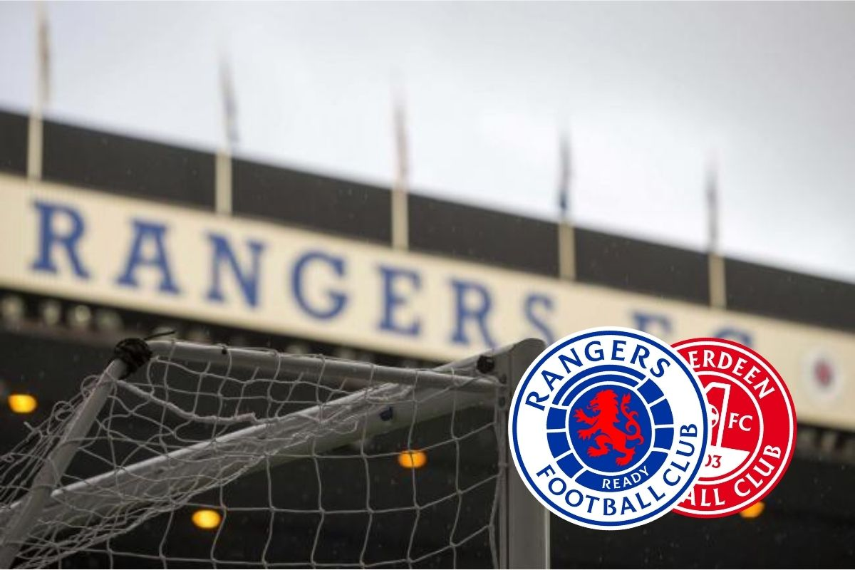 Rangers issue flooding warning to supporters ahead of Aberdeen clash