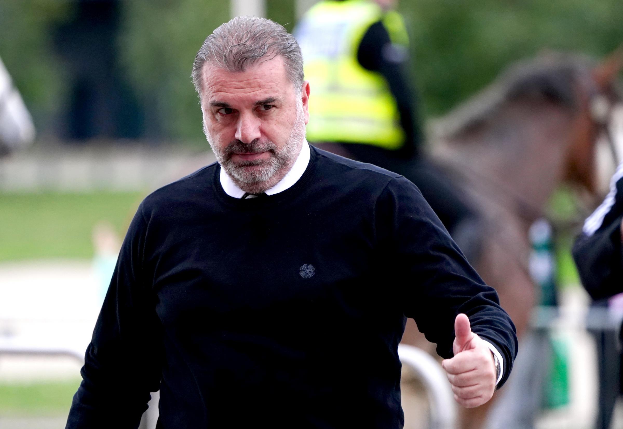 Celtic team news vs Hibs as Ange Postecoglou makes big call on Giorgos Giakoumakis