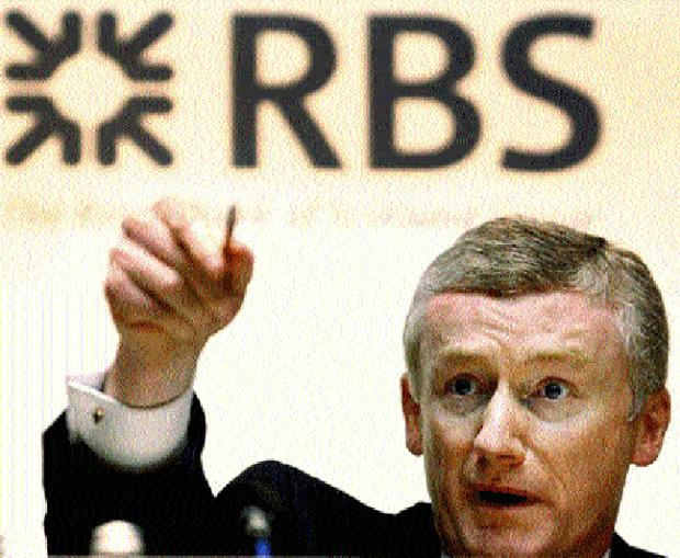 HeraldScotland: UNDERLYING CREDENTIALS: Sir Fred Goodwin signalled first-half earnings growth would be greater than 8%.