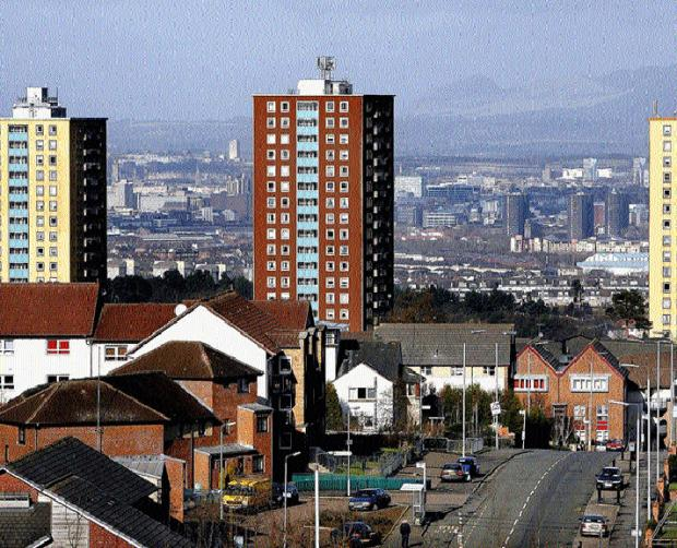 HeraldScotland: HIGH ON THE LIST: Castlemilk is one of the areas where Glasgow Housing Association's homes could be handed over to local control under second stage transfer.