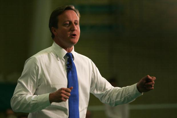 Herald Scotland: David Cameron has championed the Big Society
