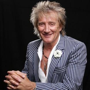 HeraldScotland: Rod Stewart admits he has had writer's block for almost two decades
