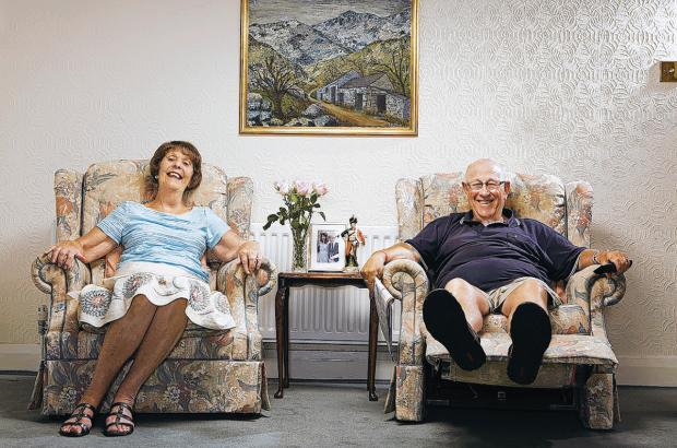 HeraldScotland: VIEW WITH A ROOM: June and Leon give their thoughts on a week's worth of TV viewing in Gogglebox