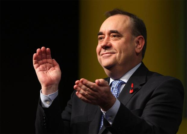 HeraldScotland: ALEX SALMOND: Scotland's First Minister is pushing for full independence from the United Kingdom