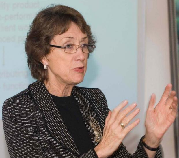 HeraldScotland: Dame Carol Black