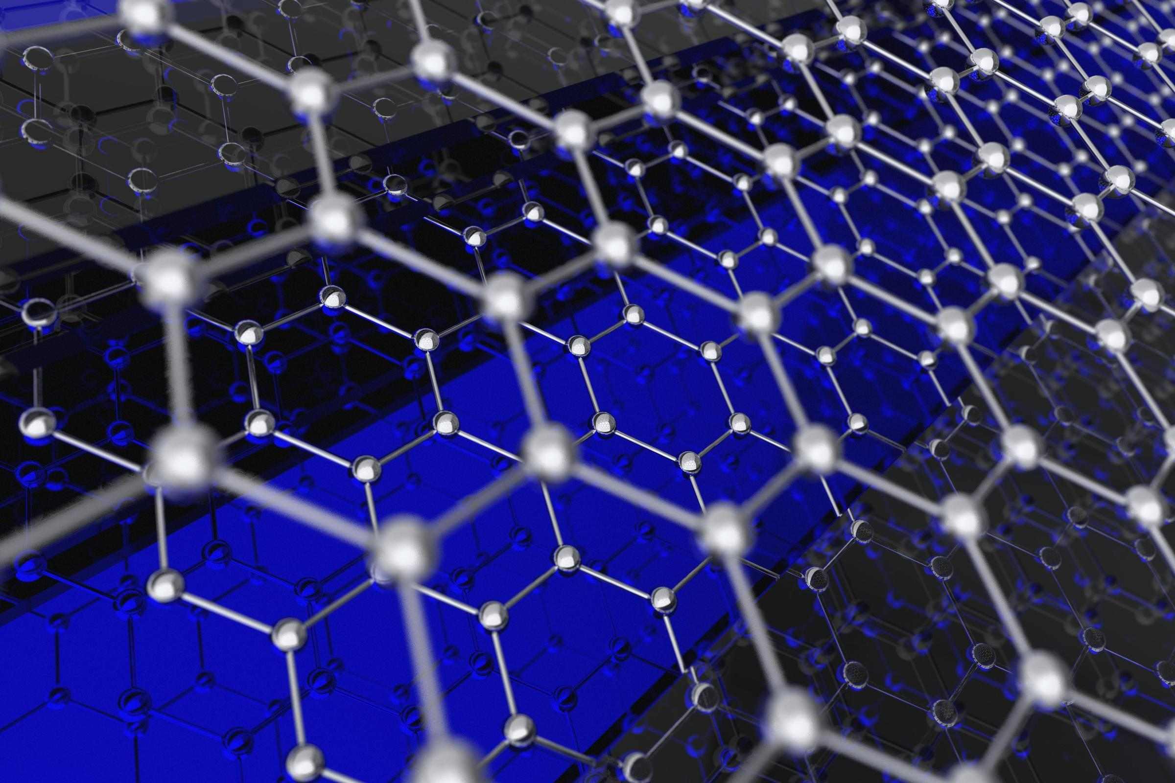 Breakthrough! Glasgow scientists discover a cheap way to produce the wonder material graphene