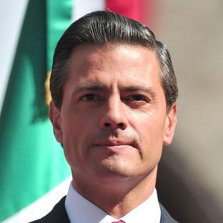 HeraldScotland: Mexican president Enrique Pena Nieto is on a state visit to the UK