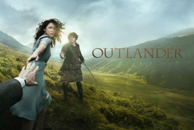 HeraldScotland: Outlander stars: Scottish weather adds to the atmosphere