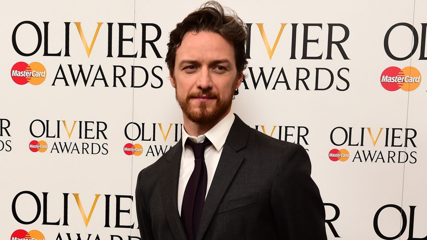 Actor James McAvoy to divorce from wife Anne-Marie Duff (From Herald Scotland)