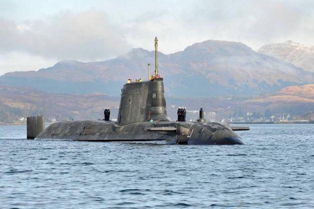 Furious Commons row after leak in Trident sub finally revealed two years on