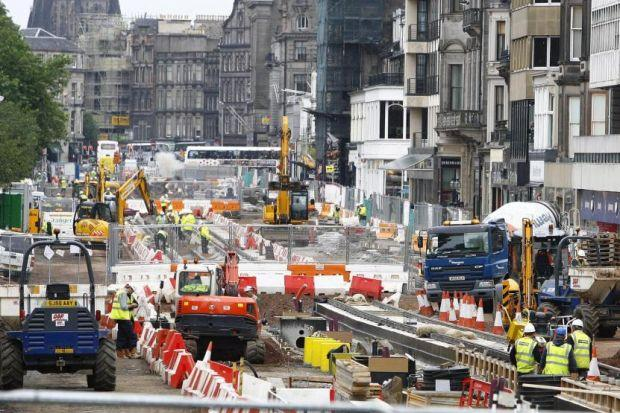 After eight years of chaos, city's £700m trams project is stopped in its tracks