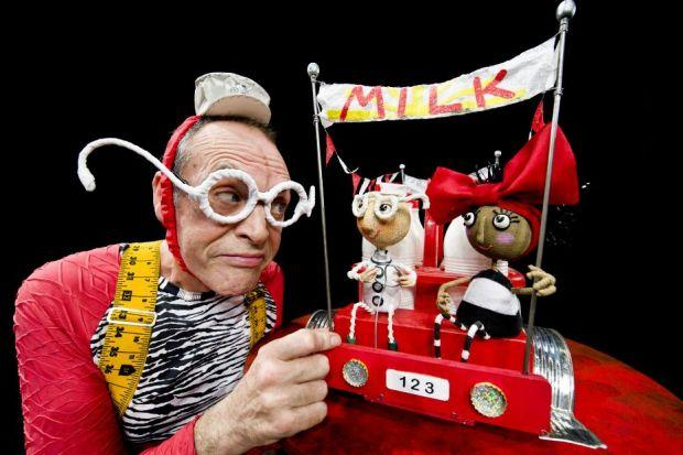 Three decades on, Oily Cart remain the ringmasters of children's theatre