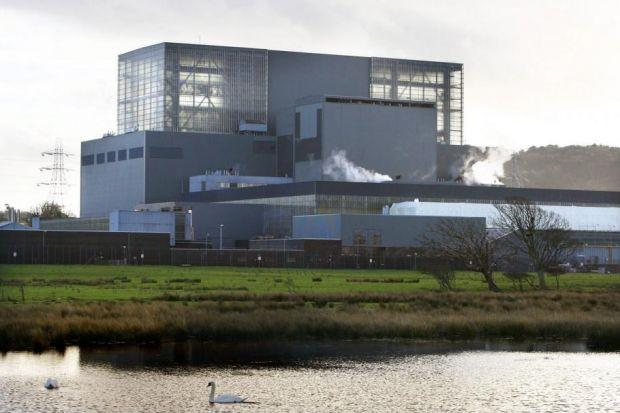New safety fears for Ayrshire nuclear power station