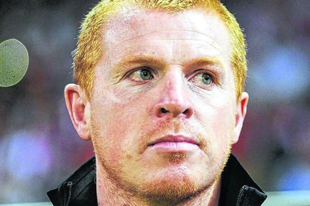 Neil Lennon did not hold back when asked about Hateley's comments