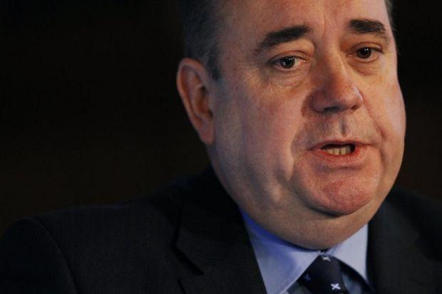SALMOND: Claims 10,000 consultation responses.