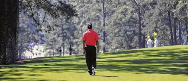 Tiger Woods' Sunday trudge round Augusta was another indignity