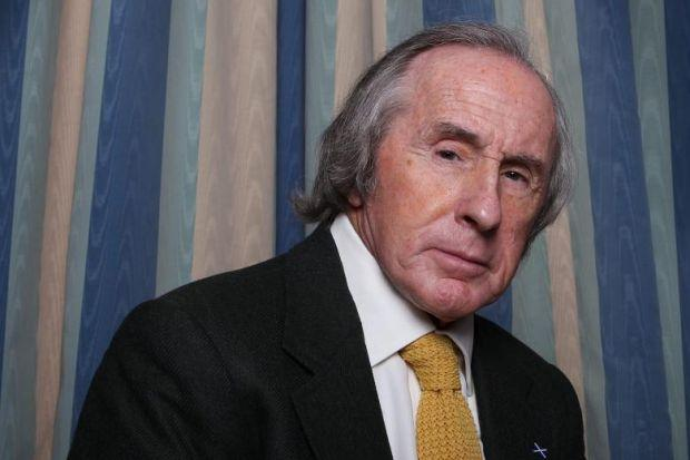 standing FIRM: As violence continues to grip troubled Bahrain, Jackie Stewart says the issue over staging a grand prix in the troubled Gulf state is much broader than simply Formula One.