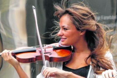 Nicola Benedetti: I get trolled on social media about my indyref views all the time