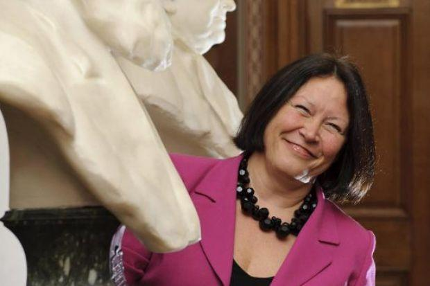 WARNING: Professor Lesley Yellowlees spoke out after The Herald revealed female graduates in Scotland were failing to take up jobs in science.