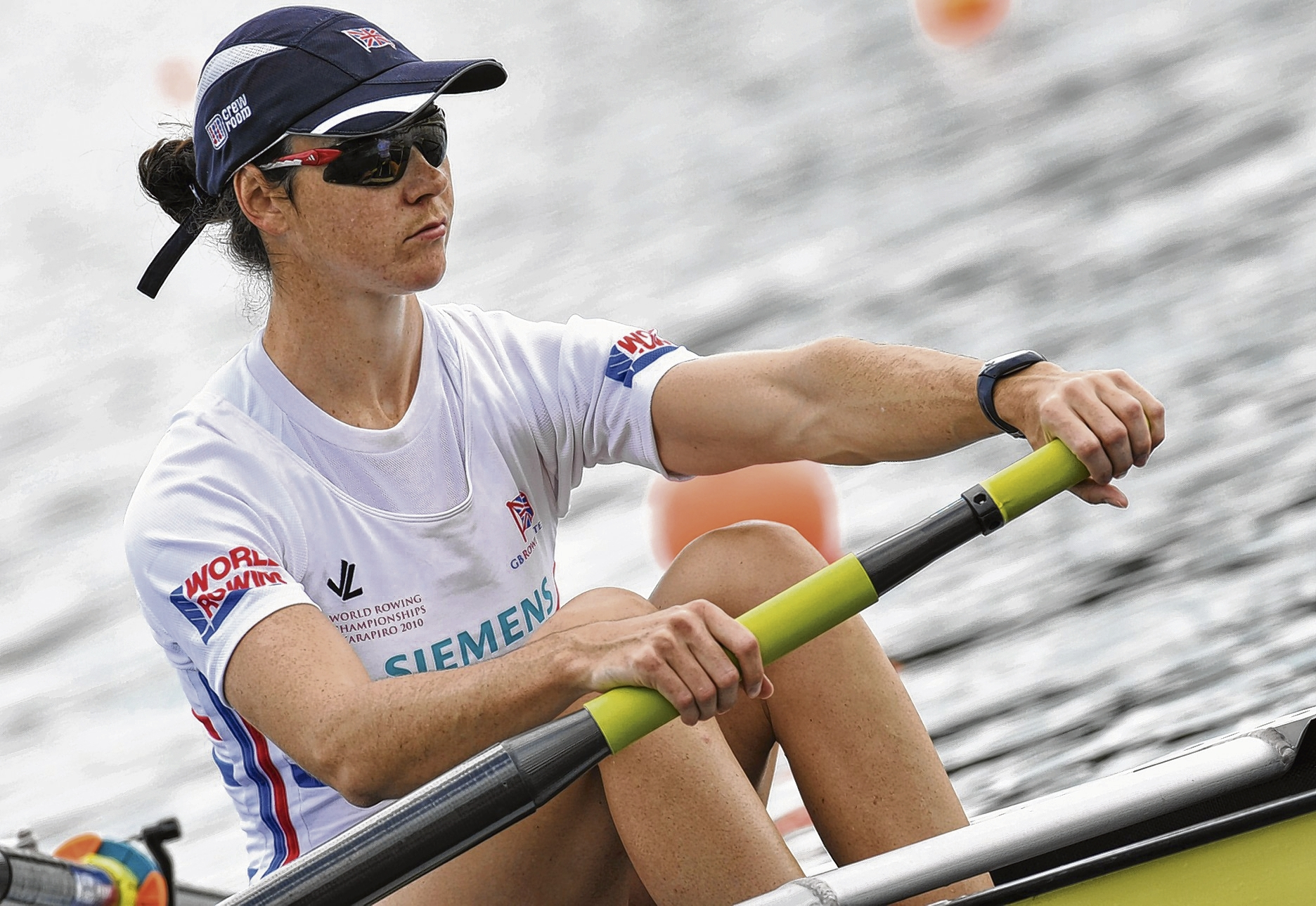 The more you get into rowing, the more intellectually stimulating it becomes, insists Lindsey Maguire.  Picture: Images