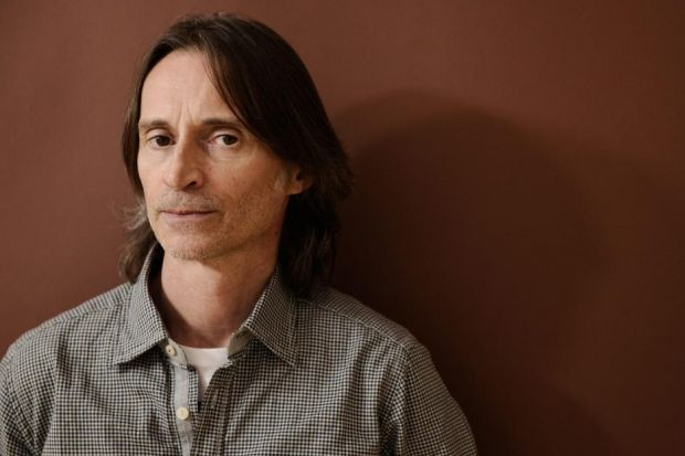 Robert Carlyle, right, rubbed shoulders with Britpop's stars after his success as Begbie in Trainspotting, and now plays a fading music star in new film California Solo