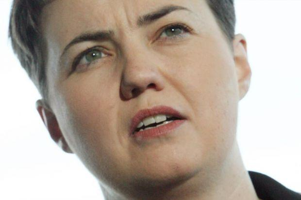 Scottish Tory leader Ruth Davidson has suffered another blow following the party's poor election showing