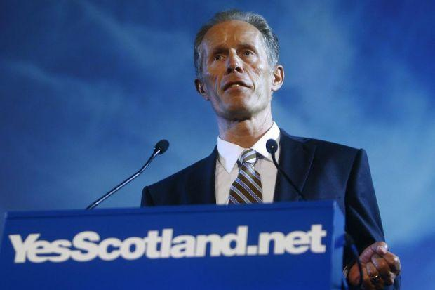 Blair JENKINS: Says voters in all parties back independence.