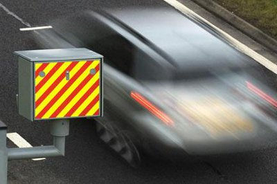 Road accident figures in Scotland slashed by speed cameras