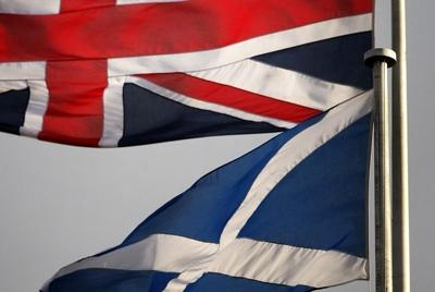Support for independence falls back to 23%