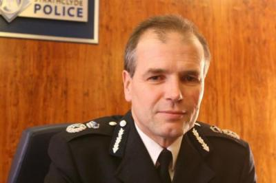 Strathclyde Police Chief Constable Stephen House will lead Scotland's new single force